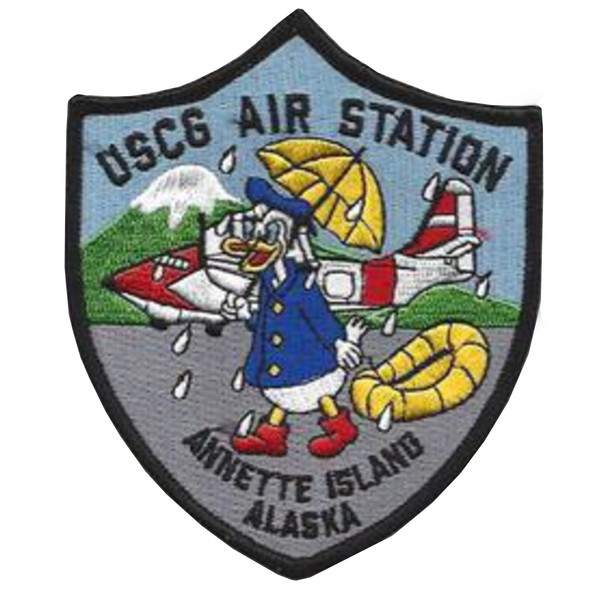 Air Station Annette Island Alaska Patch