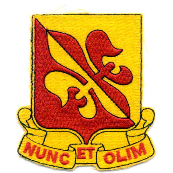 905th Field Artillery Battalion Patch
