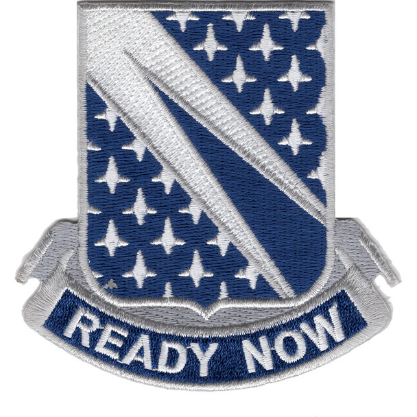 89th Cavalry Regiment Patch