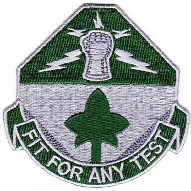 4th Infantry Division Special Troops Battalion Patch
