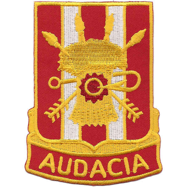 4th Field Artillery Battalion Patch