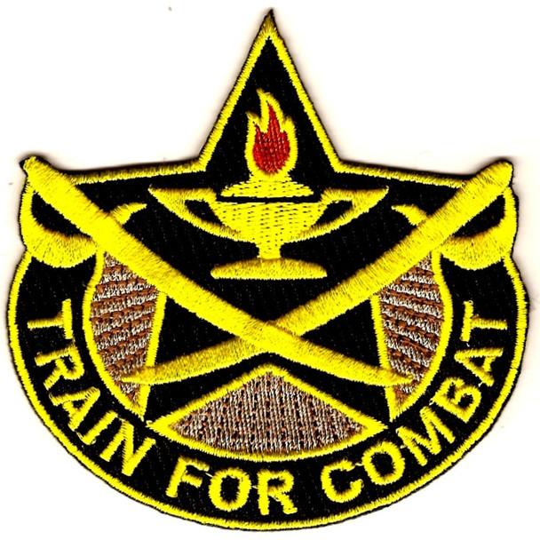 4th Cavalry Brigade Crest Patch