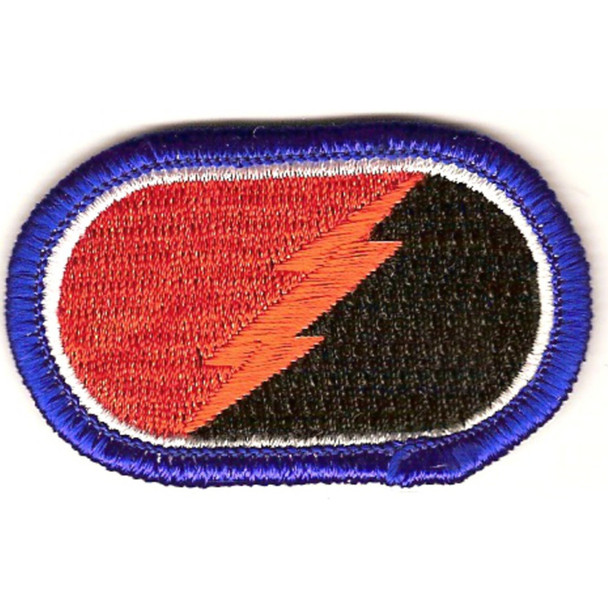 4th Brigade 25th Infantry Division STB Patch STB-26 Oval