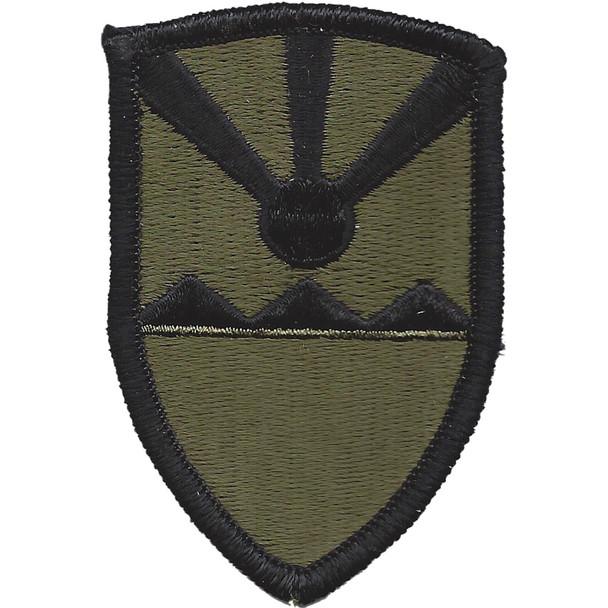 Virgin Island National Guard Patch