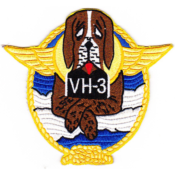 VH-3 PBM Mariner Flying Boat Rescue Squadron Patch