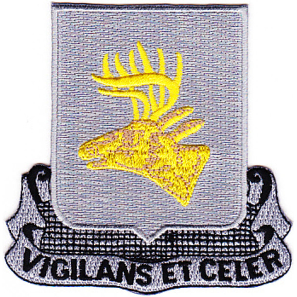 395th Infantry Regiment Patch