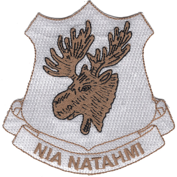 386th Infantry Regiment Patch