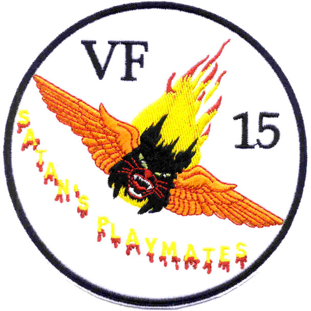 VF-15 Fighter Squadron Patch