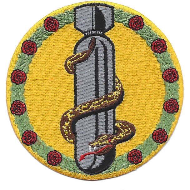 381st Bomber Squadron Patch