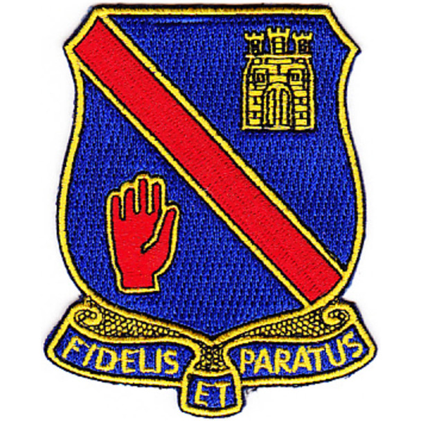 372nd Infantry Regiment Patch