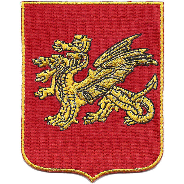 372nd Field Artillery Battalion Patch