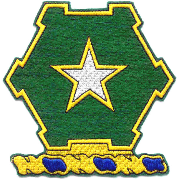 36th Infantry Regiment Patch