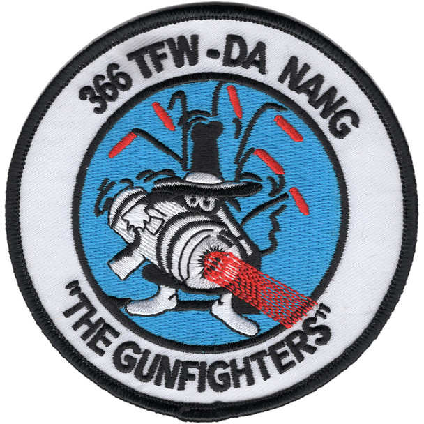 366th Tactical Fighter Wing Patch