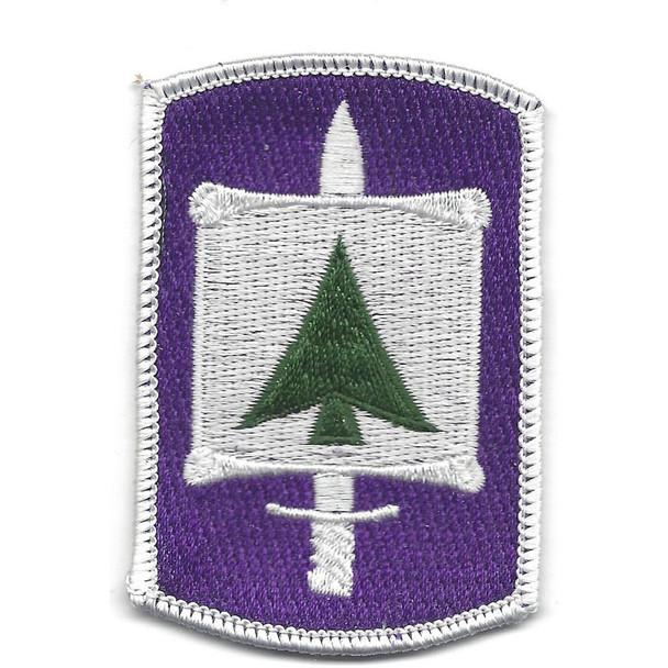 364th Civil Affairs Brigade Patch