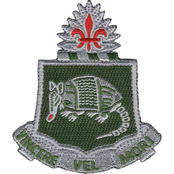 35th Armor Regiment Patch