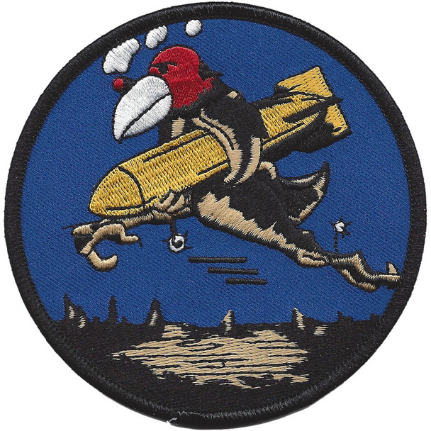 357th Air Refueling Squadron Patch