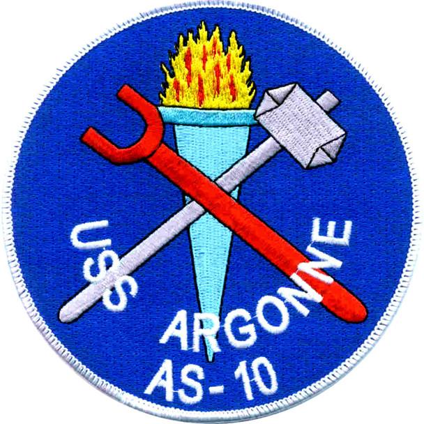 USS Argonne AS-10 Patch