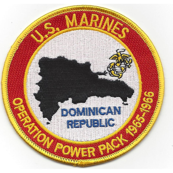 U.S. Marine Corps Operation Power Pack Patch