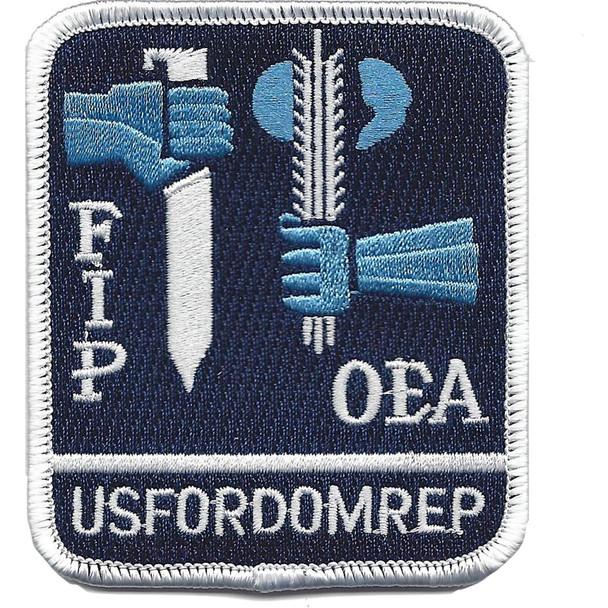 U.S. Forces Dominican Republic Patch