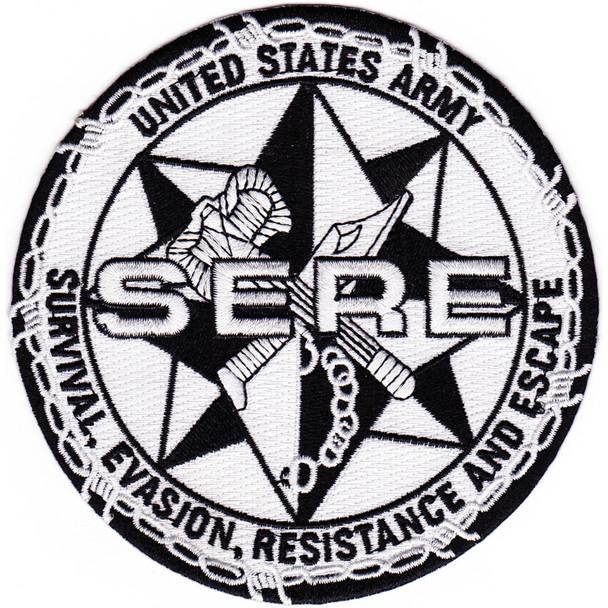 US ARMY SERE School Patch Survival Evasion Resistance Escape