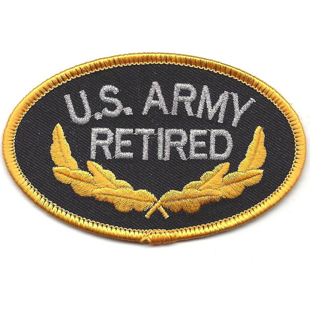 U.S. Army Retired Patch