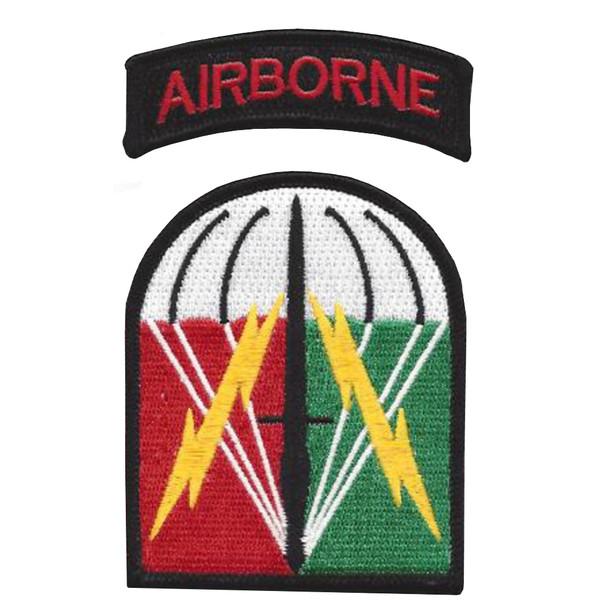 528th Sustainment Brigade Patch