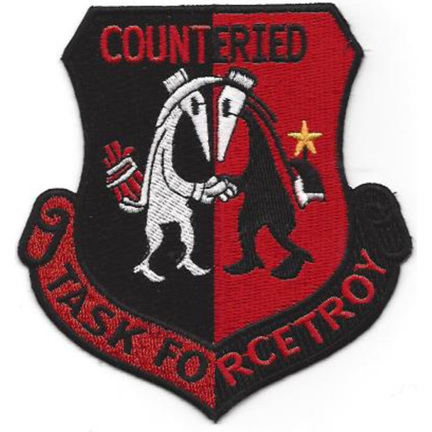 Task Force Troy Counter Improvised Explosive Device Patch