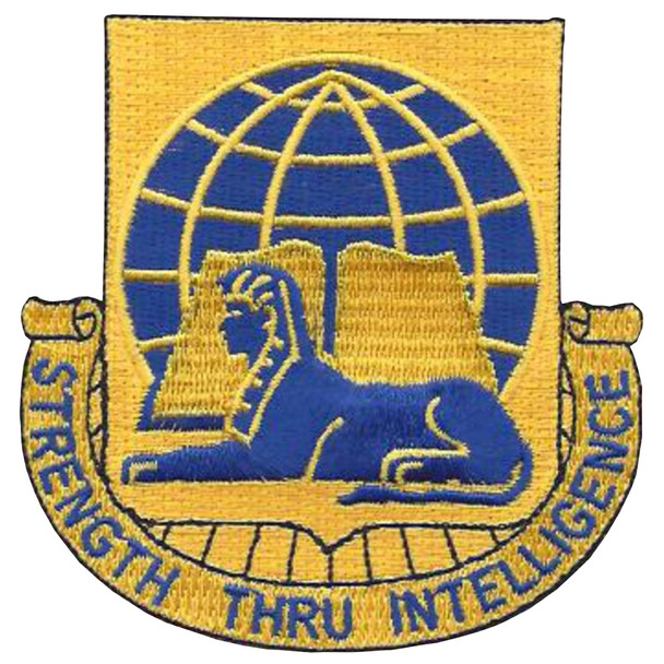 519th Military Intelligence Battalion Patch