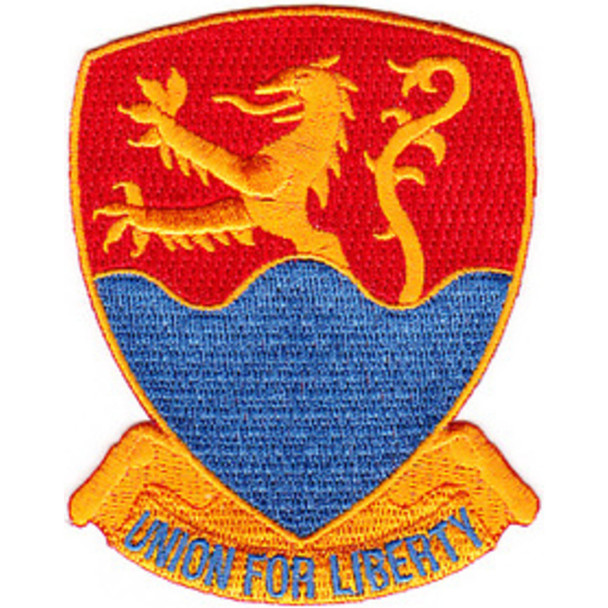 516th Infantry Regiment Patch