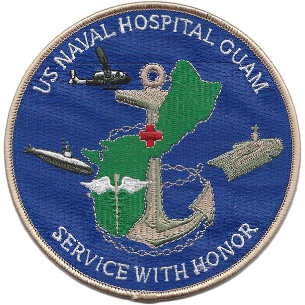 U.S. Naval Hospital Guam Patch