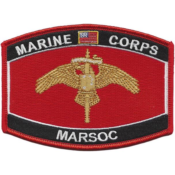 U.S.M.C. MARSOC Patch