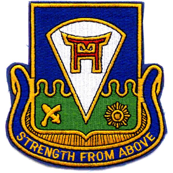 511th Airborne Infantry Regiment Patch