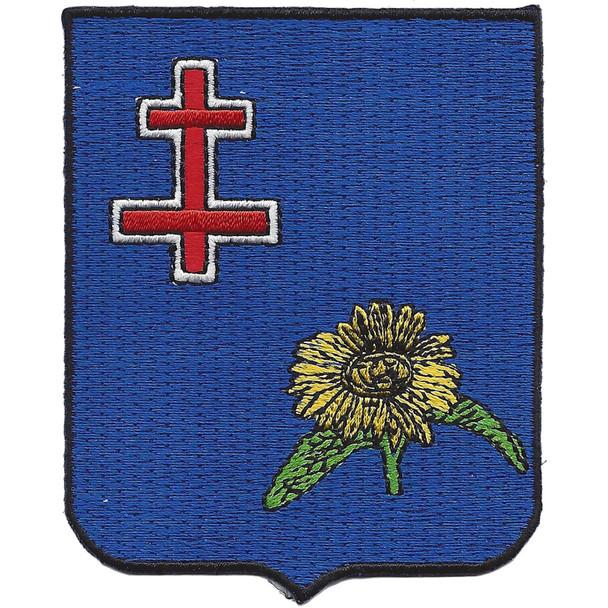 353rd Infantry Regiment Patch