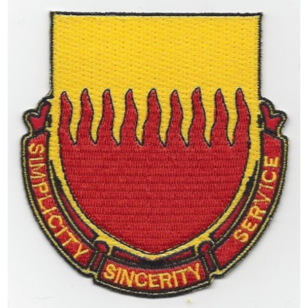 353rd Field Artillery Battalion Patch