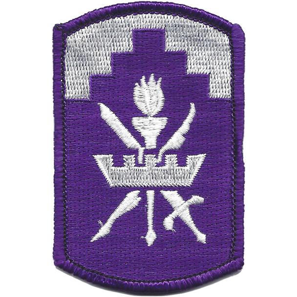 353rd Civil Affairs Brigade Patch