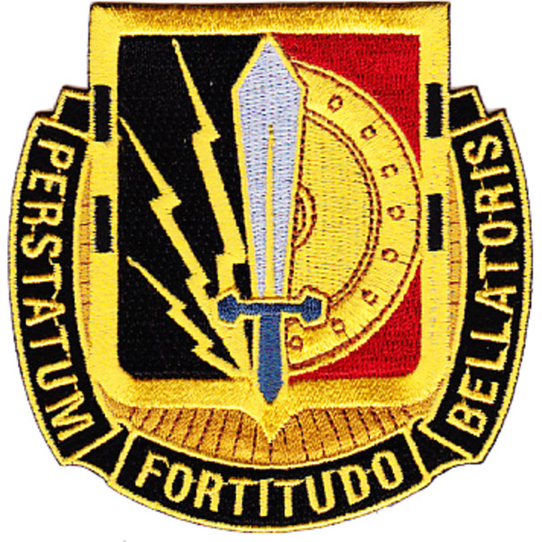 Special Troops Battalion, 2nd Brigade, 1st Cavalry Division Patch