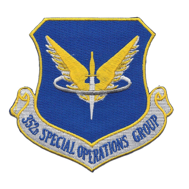 352nd SOG Special Operations Group Patch