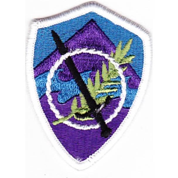 350th Civil Affairs Brigade Patch