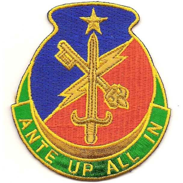 34th Infantry Division Special Troops Battalion Patch