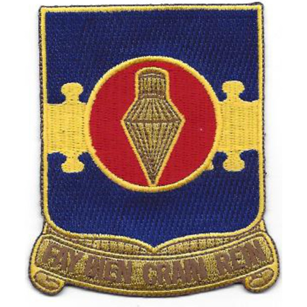 326th Airborne Engineer Battalion Patch Faybien Crain Rein
