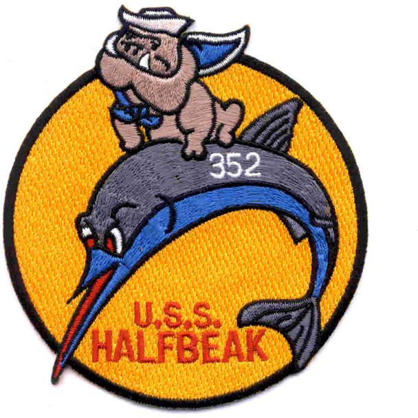 SS-352 USS Halfbeak patch