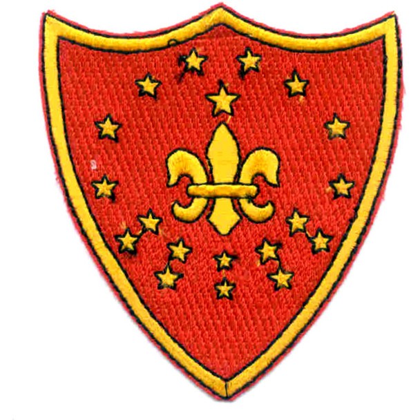 325th Airborne Field Artillery Battalion Patch