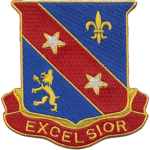 322nd Infantry Regiment Patch