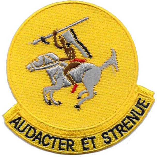 322nd Cavalry Regiment Patch