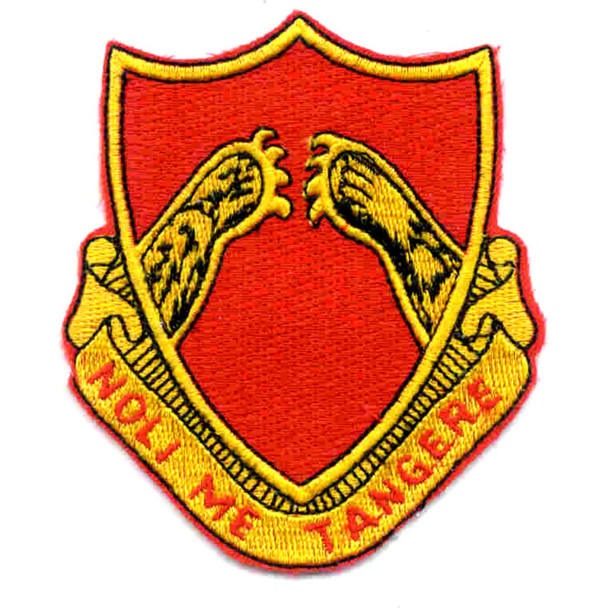 321st Airborne Field Artillery Battalion Patch
