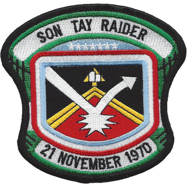 Son Tay Raider Special Forces 1952-Current Patch