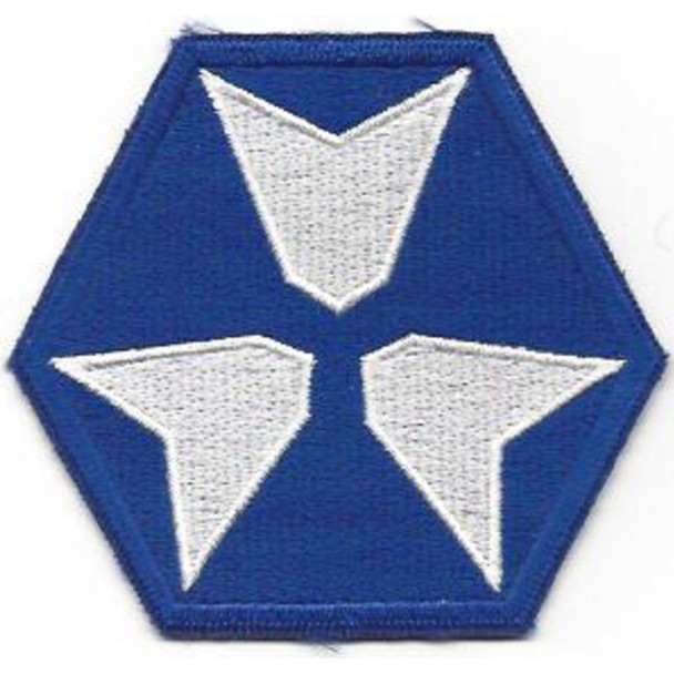 31st Army Corps Patch