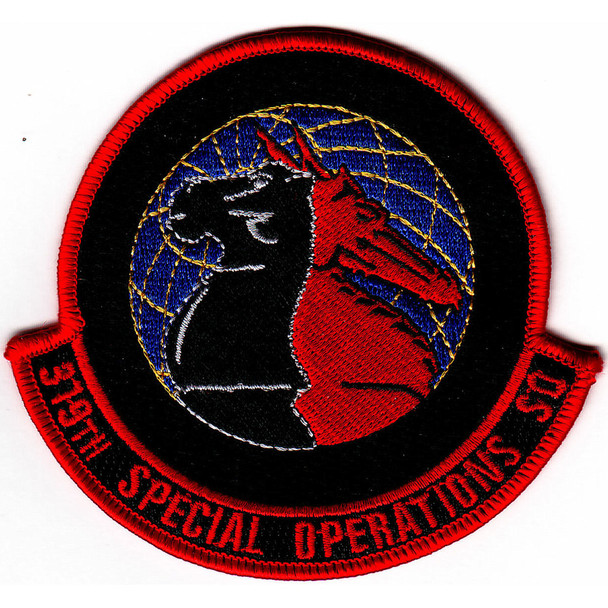 319th Special Operations Squadron Patch