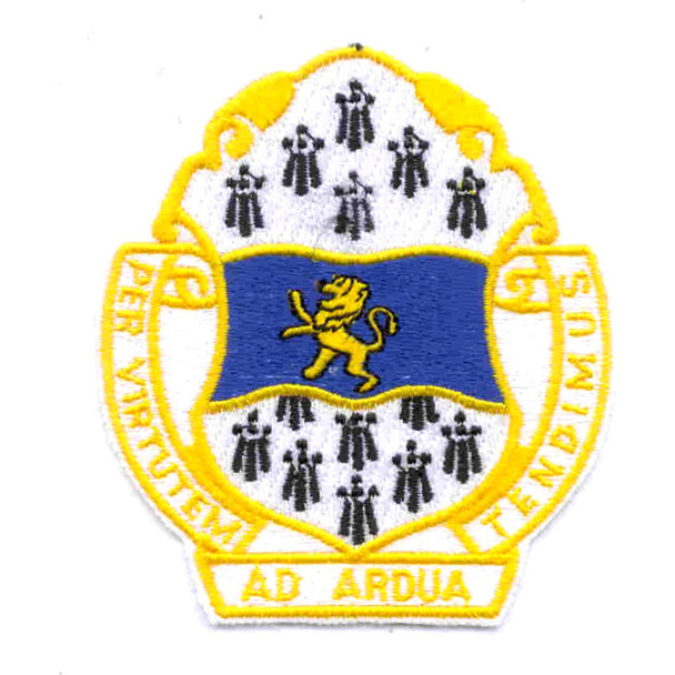 313th Airborne Field Artillery Battalion patch