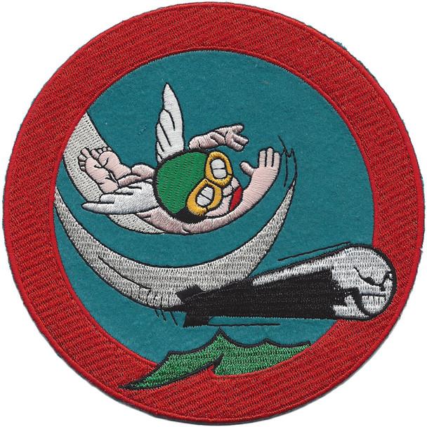 VT-11 Aviation Torpedo Bomber Squadron Eleven Patch